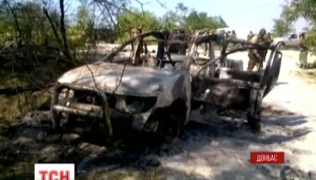 Журналисты расследуют убийство борцов с контрабандой в АТО