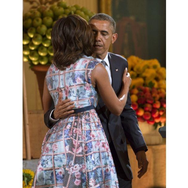 35 фото закоханих Барака і Мішель Обами в річницю їхнього весілля