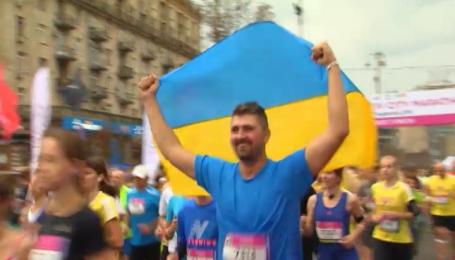 У Києві пройшов найбільш масовий забіг року