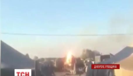 Жизни военных, раненых при взрыве танка на Днепропетровщине, ничего не угрожает