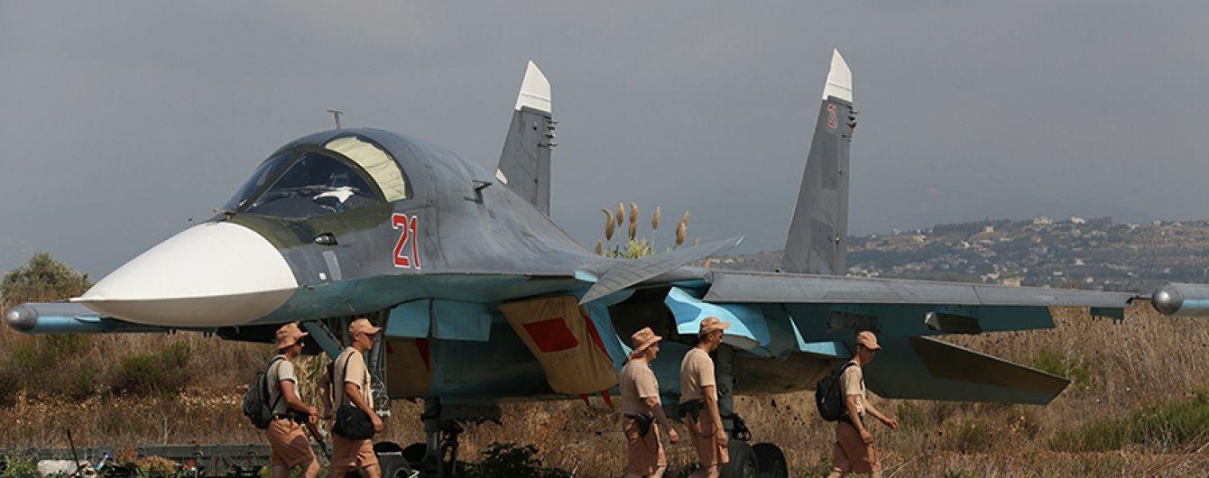 """Росія привітала своїх військових у Сирії ковбасою і футболками """"Знищимо тероризм"""""""