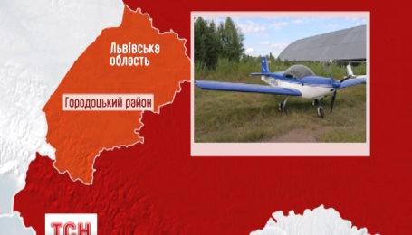 На Львовщине два человека погибли в результате крушения легкомоторного самолета