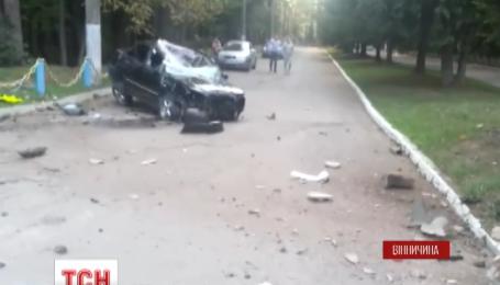 Женщина с 5-летней дочерью оказались в больнице из-за лося на дороге
