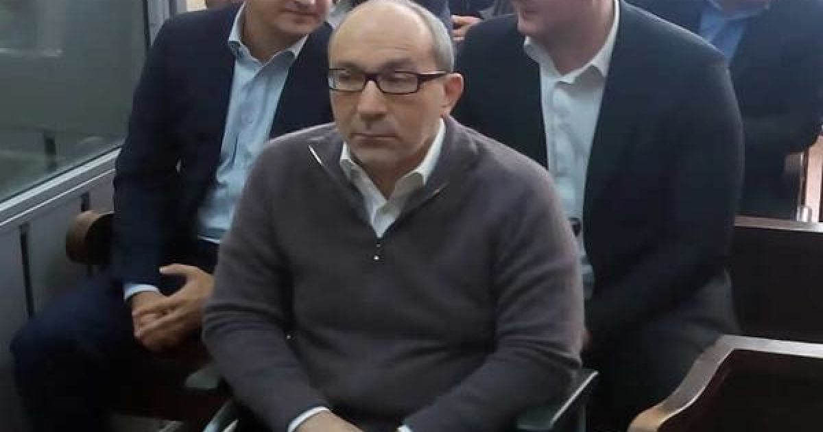 Кернесу офіційно висунули звинувачення у катуванні та викраденні