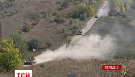 С каким настроением танкисты оставляют передовую