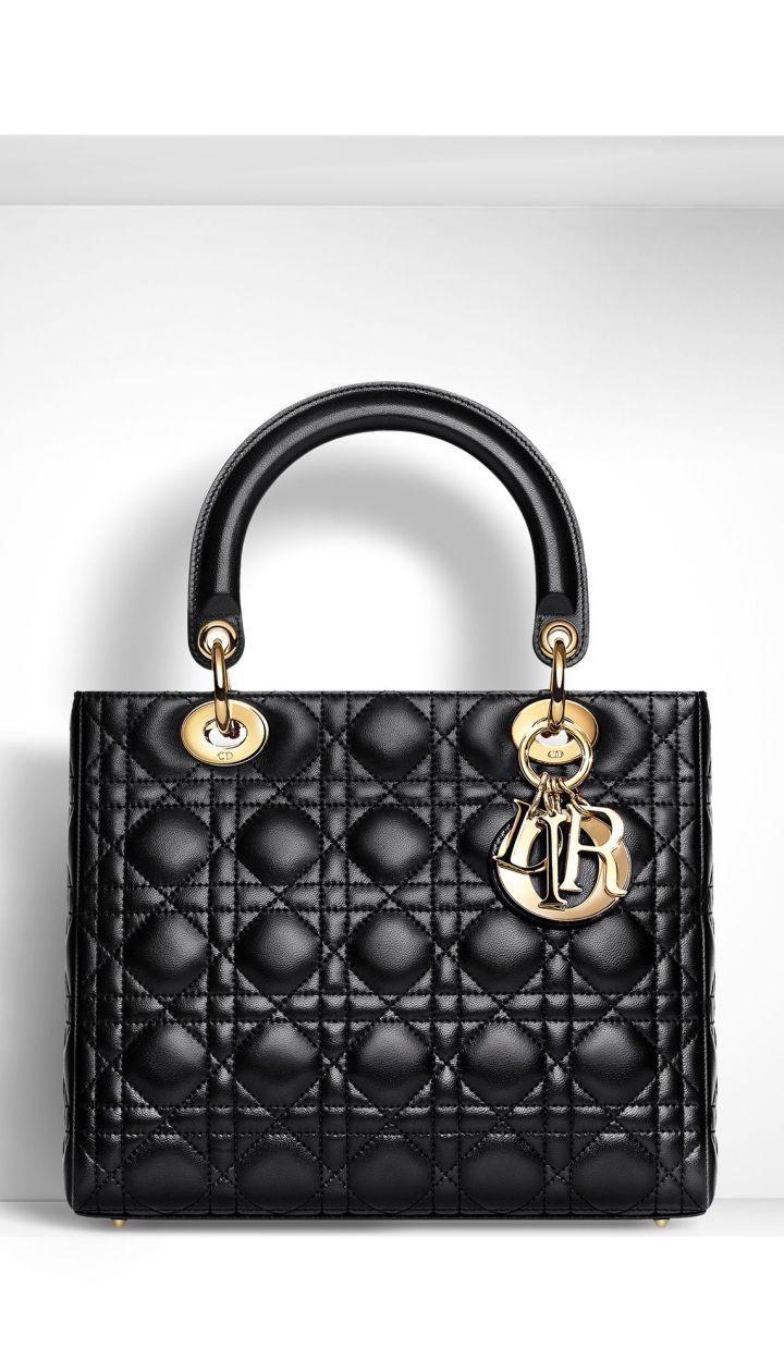 It-bag  сумка Lady Dior - выбор принцесс - Школа стиля - TCH.ua 6f9b629a0503b