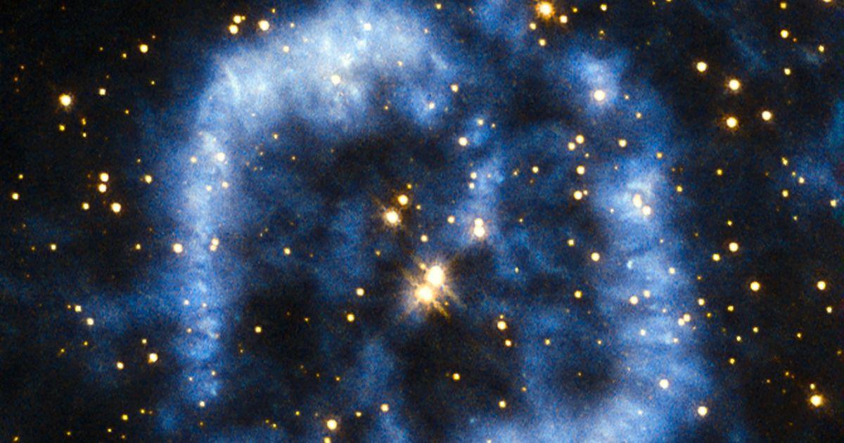 """""""Хаббл"""" на фото показал, как через миллиарды лет будет умирать Солнце"""