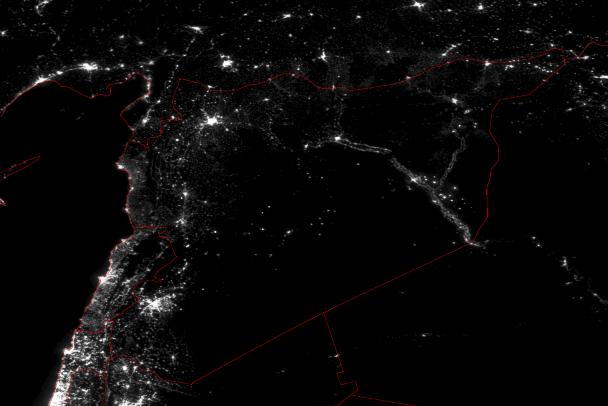 Сирия три года гражданской войны