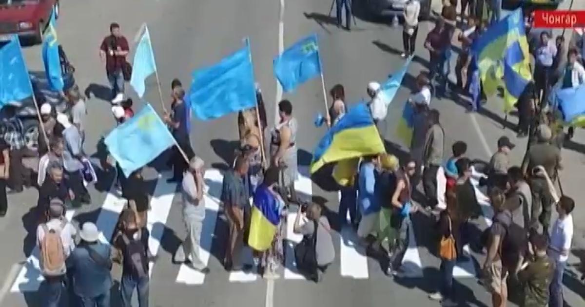 Контрабандний експеримент: журналісти спробували за гроші обійти блокаду Криму