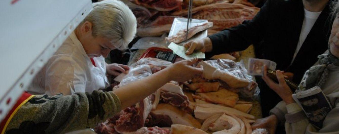Молдова запретила ввоз свинины из Украины