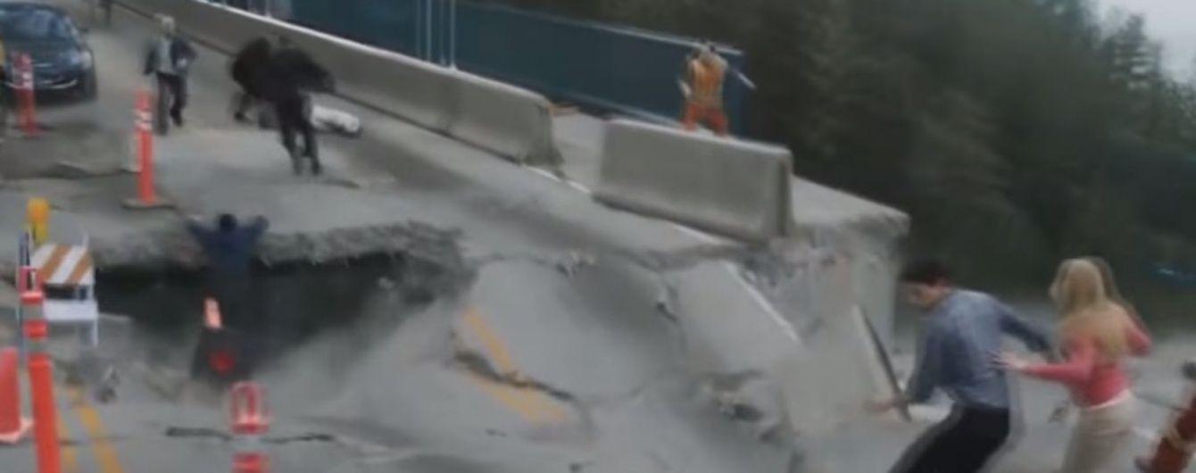 Все через ж*пу, это же Россия: Юзеры сходят с ума от видео о строительстве моста в Крым