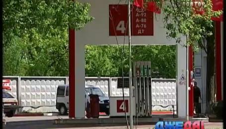 Топливо дешевеет, а газ растет в цене