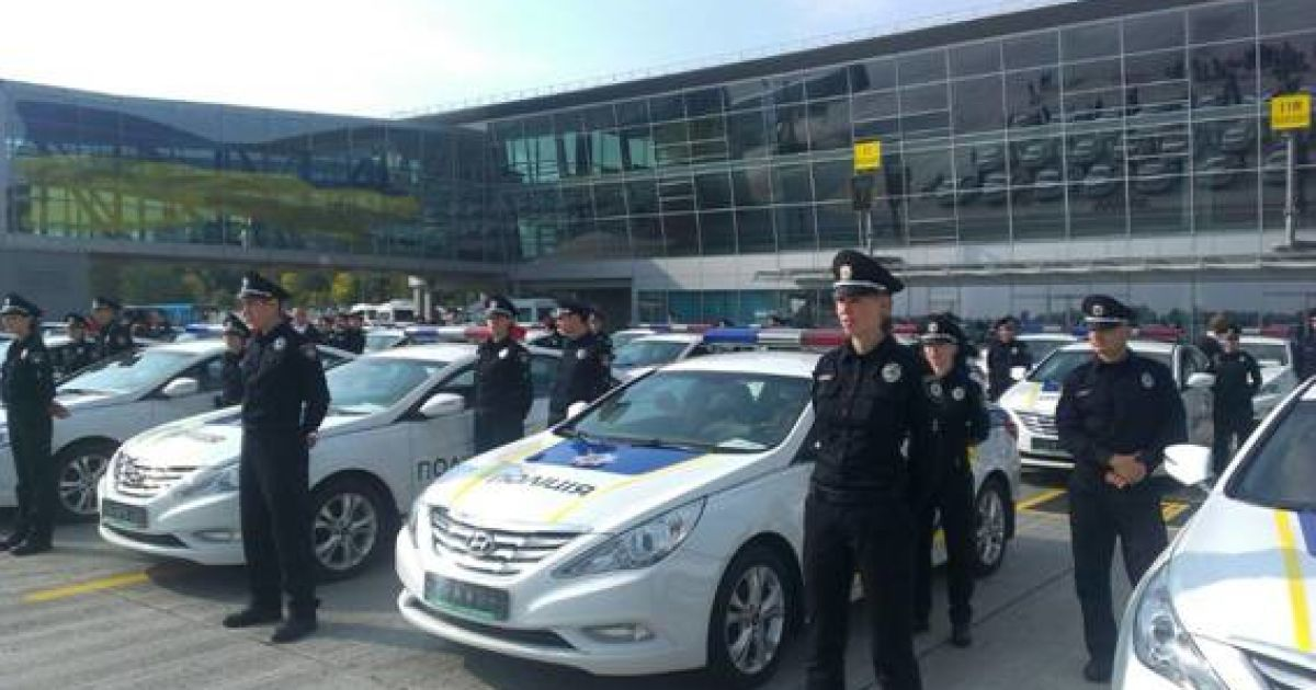 Порядок у Києві на День захисника охоронятимуть 5 тисяч правоохоронців