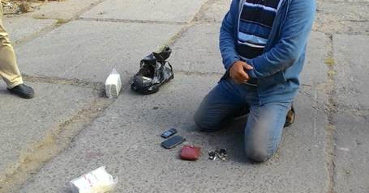 Контрразведчик СБУ попался на вымогательстве почти 5 миллионов гривен @ Пресс-служба СБУ