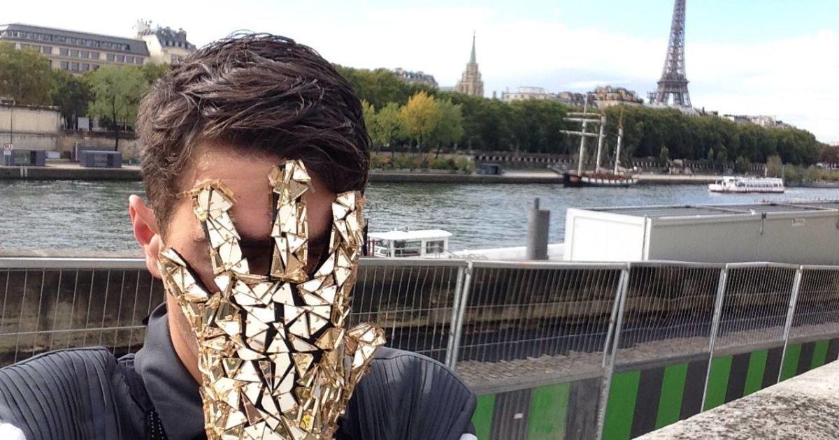 Седюк шокировал бомонд Парижа