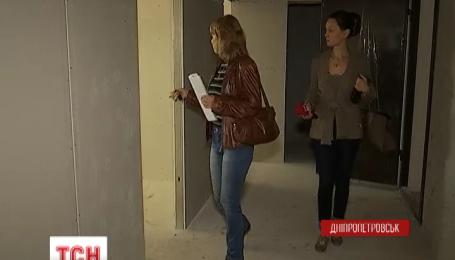 У Дніпропетровську здали в експлуатацію будинок без світла, газу і тепла