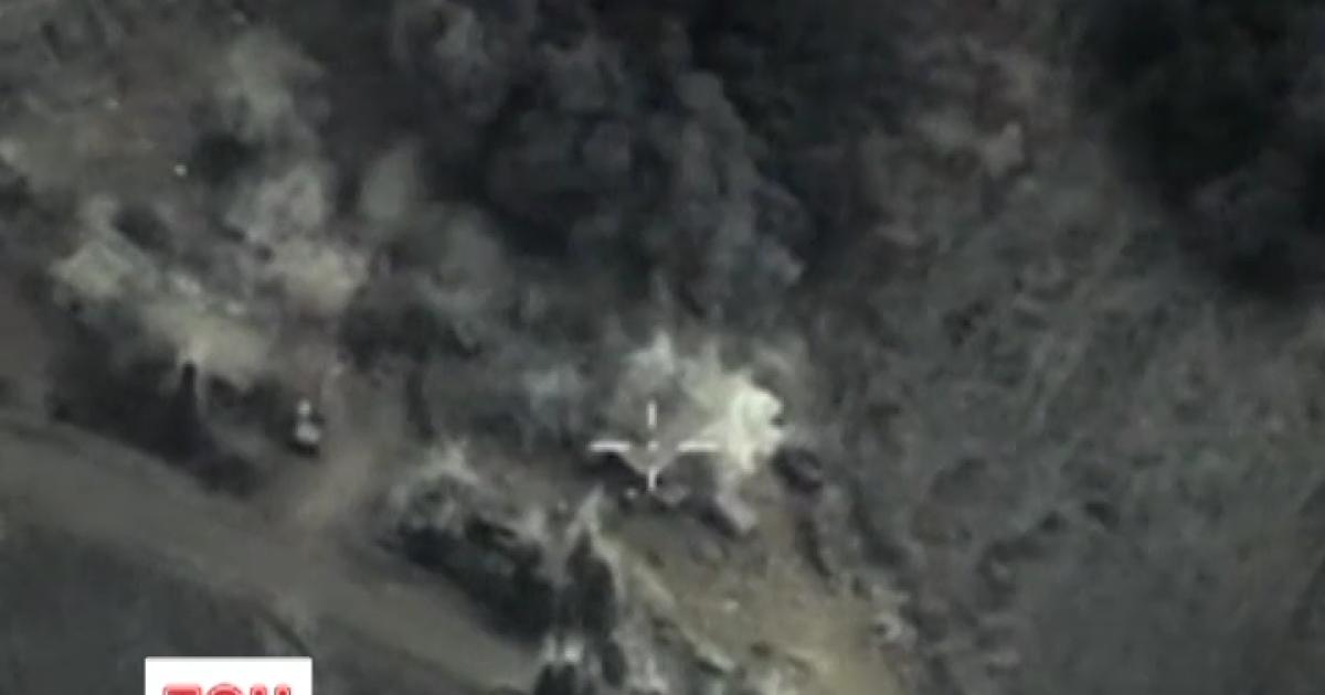 Россия во время бомбежки Сирии повредила античный памятник ЮНЕСКО