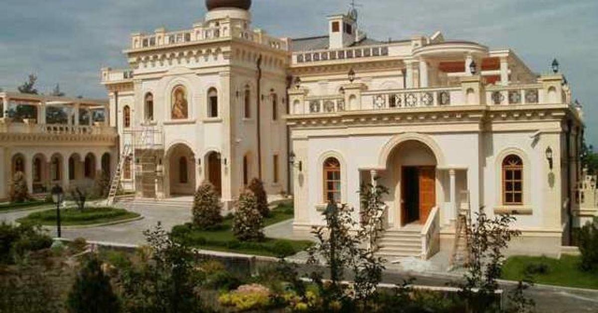 Резиденции Путина в России фото