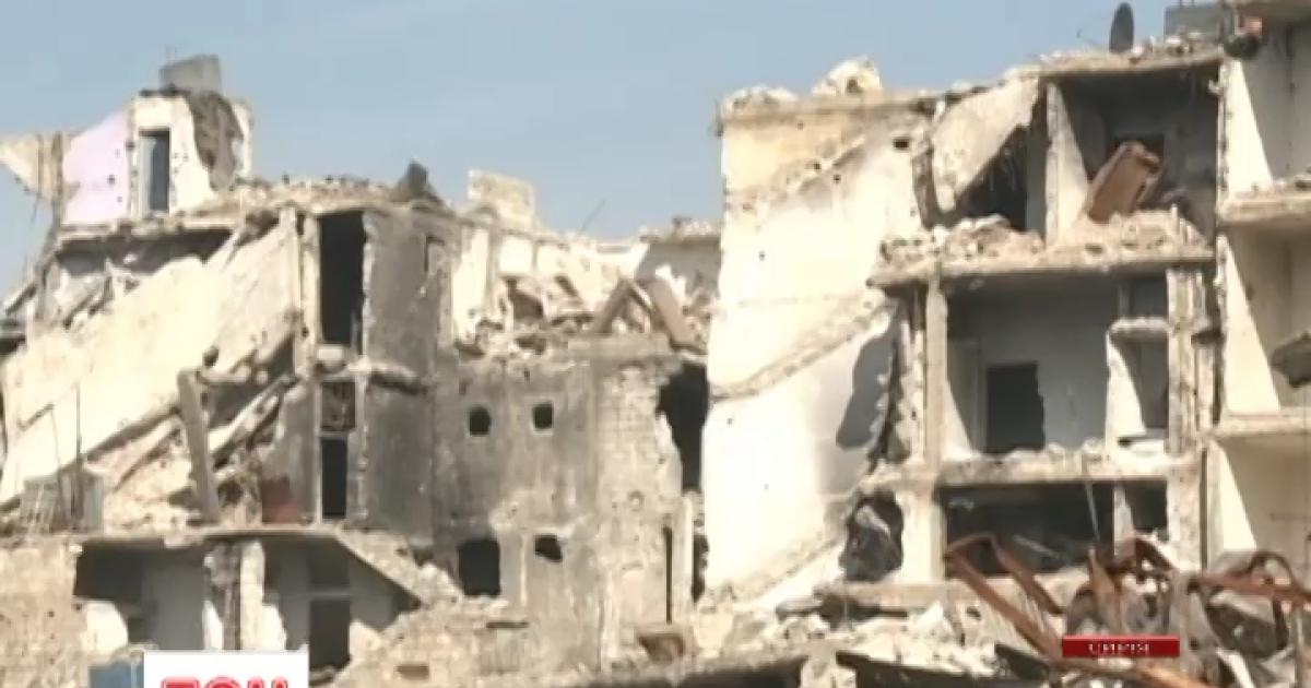 В Кремле заявили о переходе операции в Сирии на более высокий уровень