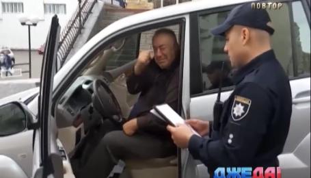 Как пьяный кандидат в мэры Харькова агитировал полицейских