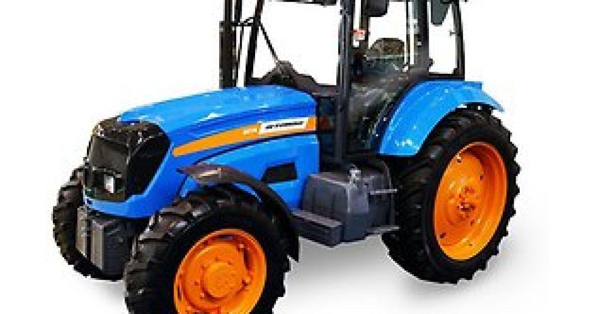 В Харькове до конца года начнут серийное производство электротрактора