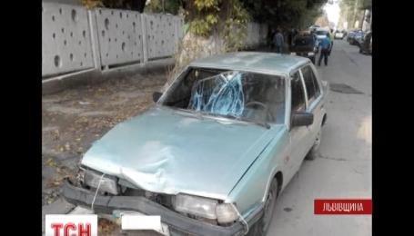 На Львівщині у ДТП постраждали четверо підлітків