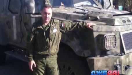Как боевики выдали себя за владельцев броневика Януковича