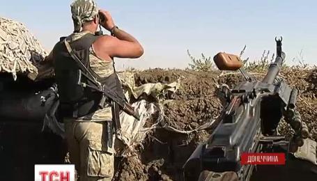 Под Мариуполем боевики увеличили количество танков