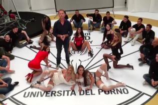 """В Италии откроют """"порно-университет"""""""