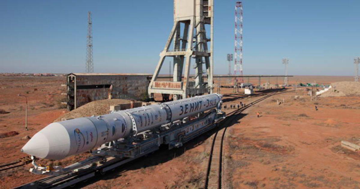 Россия не может запустить ракету в космос без украинских специалистов