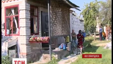 В Житомирской области задержали банду грабителей, которые обворовывали дачи