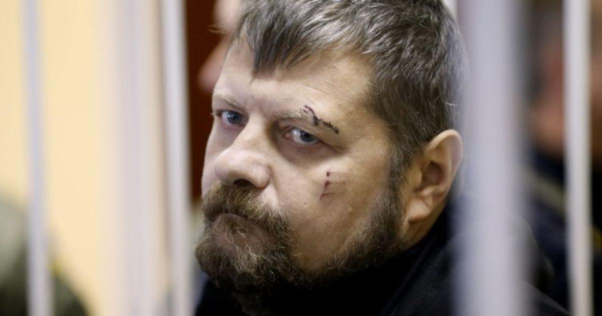 В медслужбе СБУ уверяют, что Мосийчука можно держать под стражей