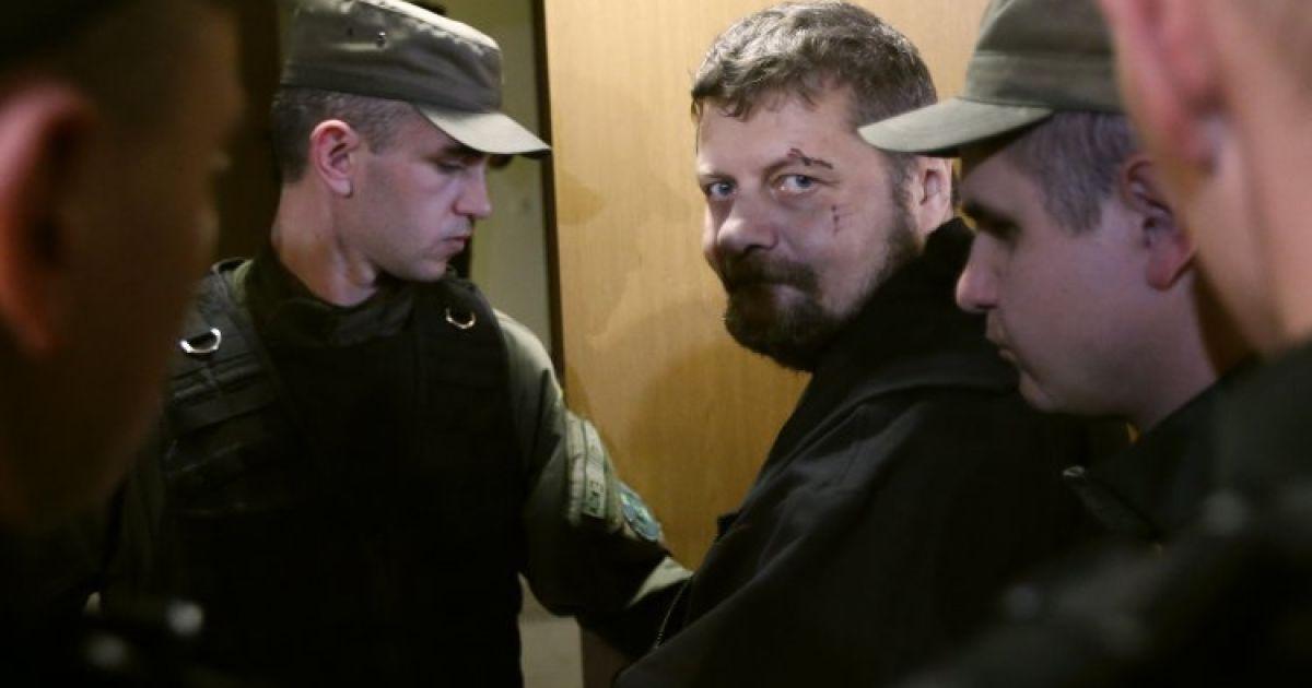 Мосийчук заявляет, что признался во взяточничестве под пытками