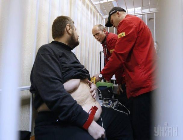 Суд над Мосійчуком: змарнілого соратника Ляшка роздягнули прямо за ґратами