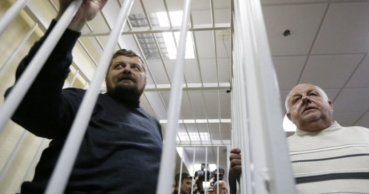 Суд оставил Мосийчука под стражей