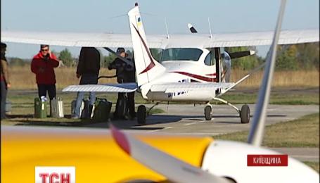 Українська мала авіація взяла курс на Вільнюс