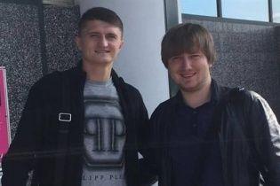 В Европу перебрался еще один украинский футболист