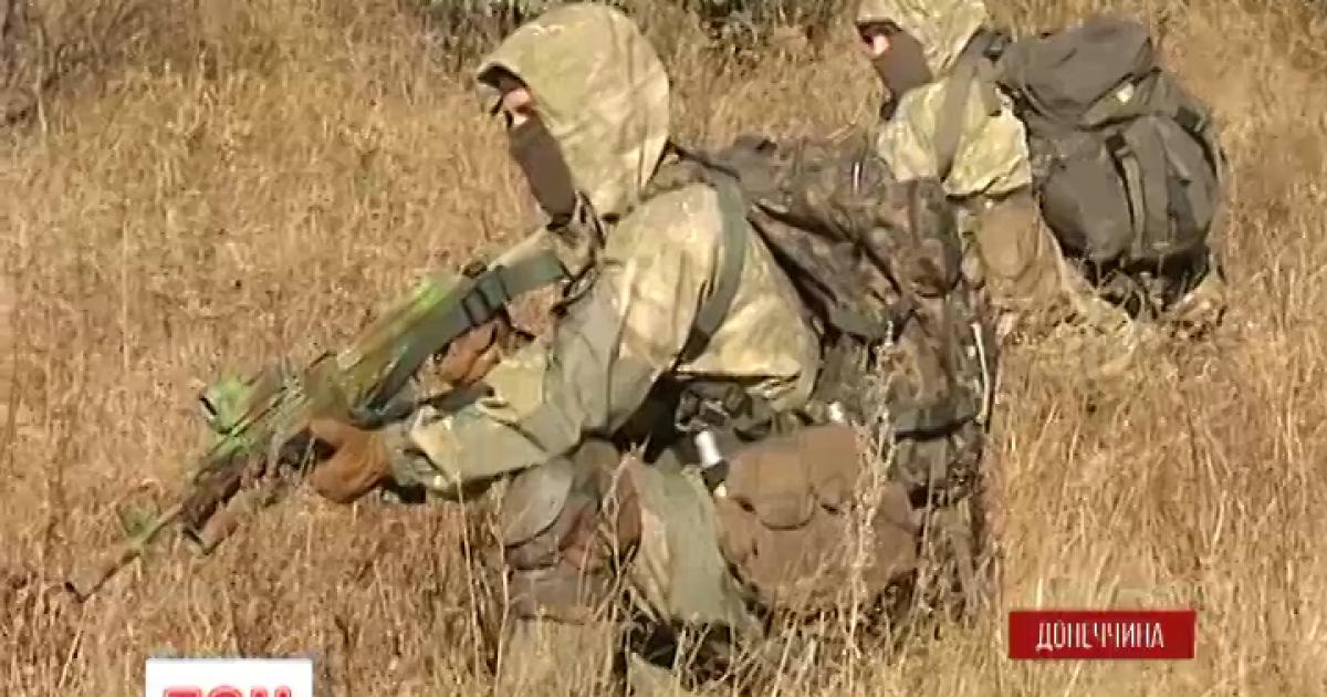 """Разведчики рассказали о боевом """"ноу-хау"""" украинского спецназа"""