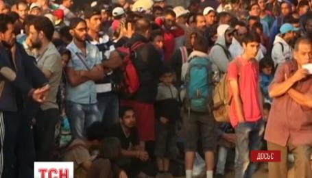 Евросоюз выделил почти полмиллиарда евро на преодоление миграционного кризиса