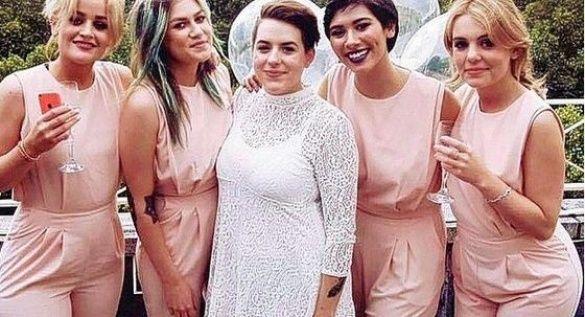 Весілля доньки Круза