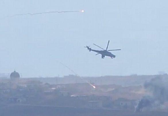 Обстріл Сирії російськими вертольотами_7