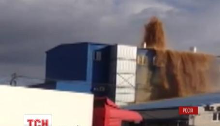 На заводі у Воронежі відбулося виверження дріжджів