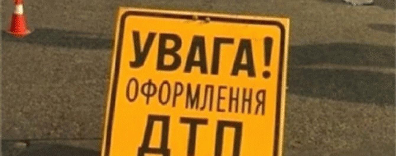 На Одещині поліцейський напідпитку збив двох пішоходів