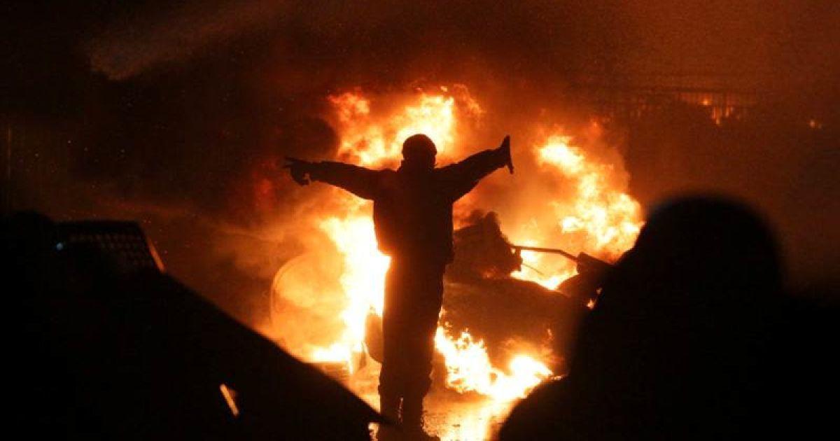 Генпрокуратура заявила о раскрытии обстоятельств штурма Майдана