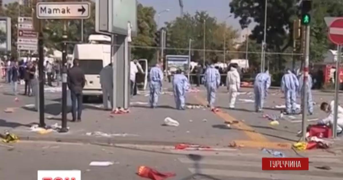 В Анкаре может произойти третий за сутки взрыв