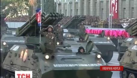 Партійний ювілей святкує сьогодні Північна Корея