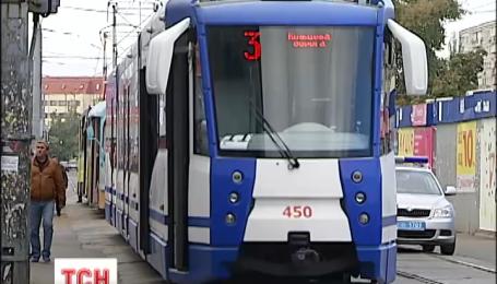 В Киев должны появиться новые трамваи