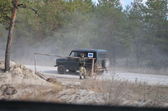 Сили АТО на Луганщині відводять артилерію калібром 85 мм_2