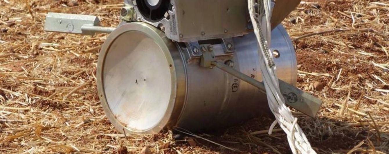 Телеканал показав заборонені російські касетні бомби для війни в Сирії