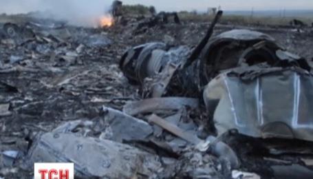 Малайзийский Boeing над Донбассом сбил российский «Бук» из Курска